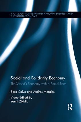 Social and Solidarity Economy: The World's Economy with a Social Face book cover