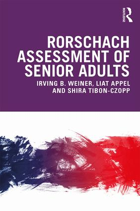 Rorschach Assessment of Senior Adults book cover