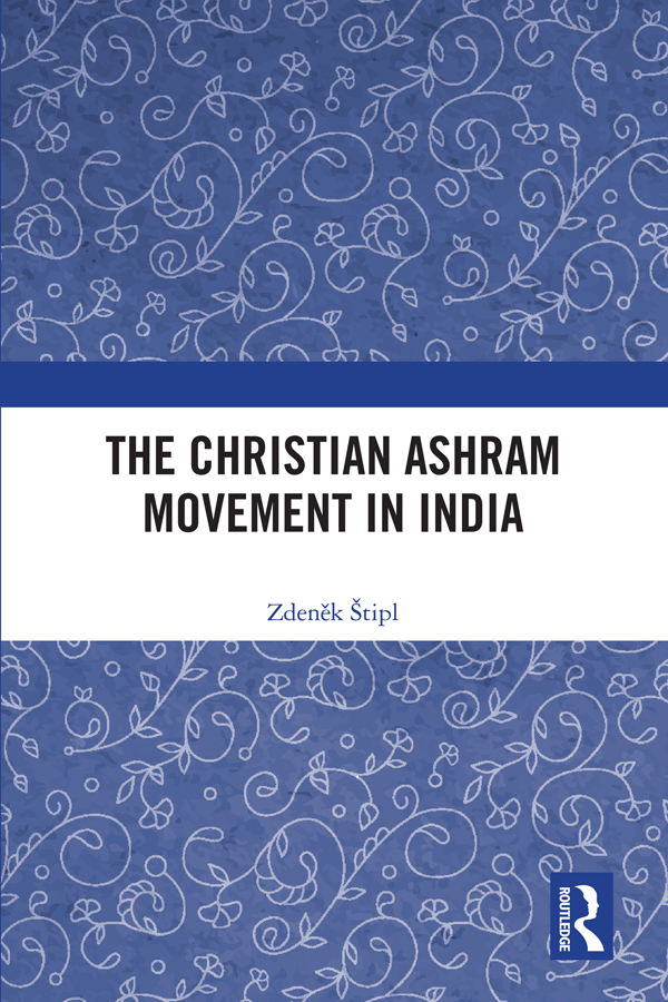 The Christian Ashram Movement in India book cover
