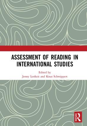 Assessment of Reading in International Studies: 1st Edition (Hardback) book cover