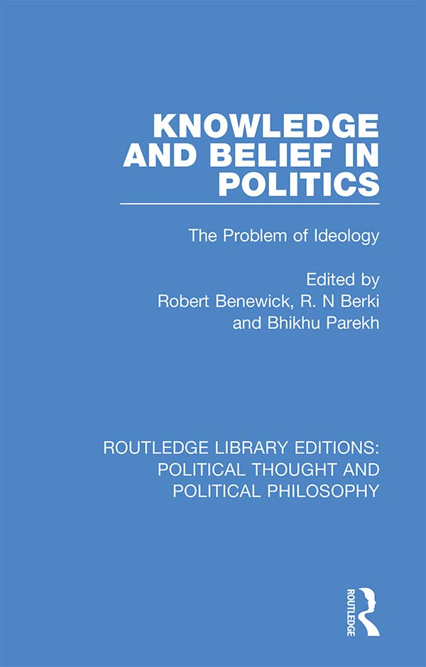 Knowledge and Belief in Politics: The Problem of Ideology book cover