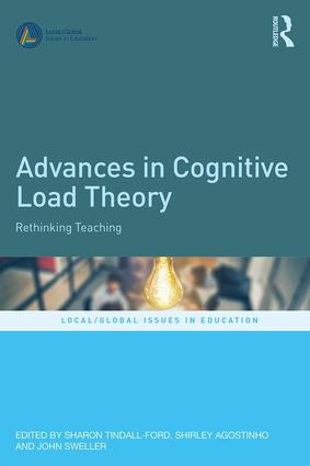 Advances in Cognitive Load Theory: Rethinking Teaching book cover