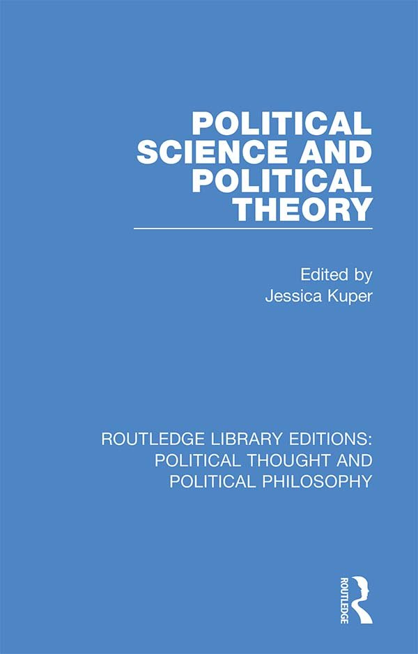 Political Science and Political Theory book cover