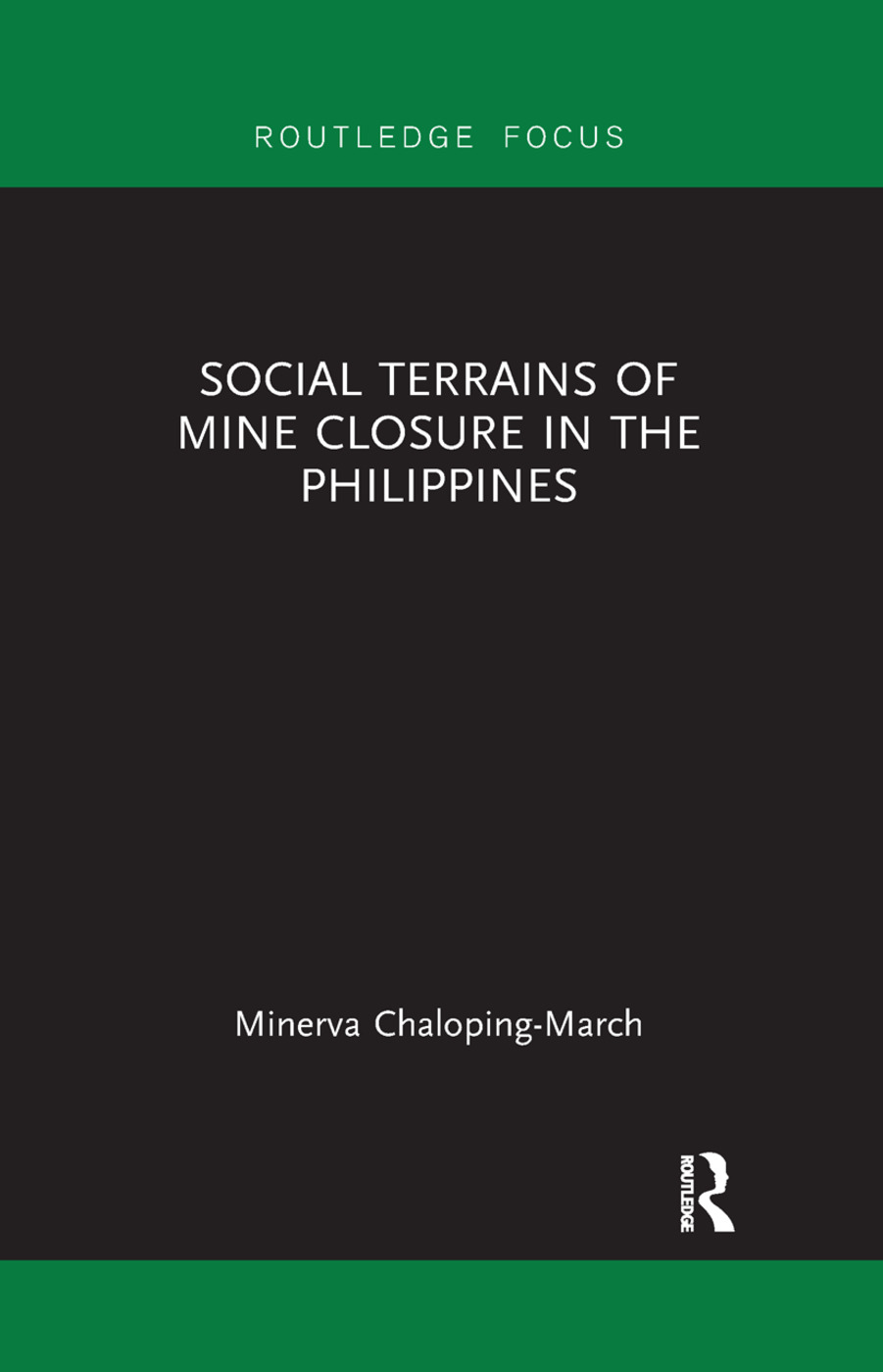 Social Terrains of Mine Closure in the Philippines book cover