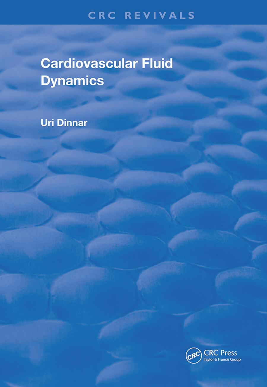 Cardiovascular Fluid Dynamics book cover