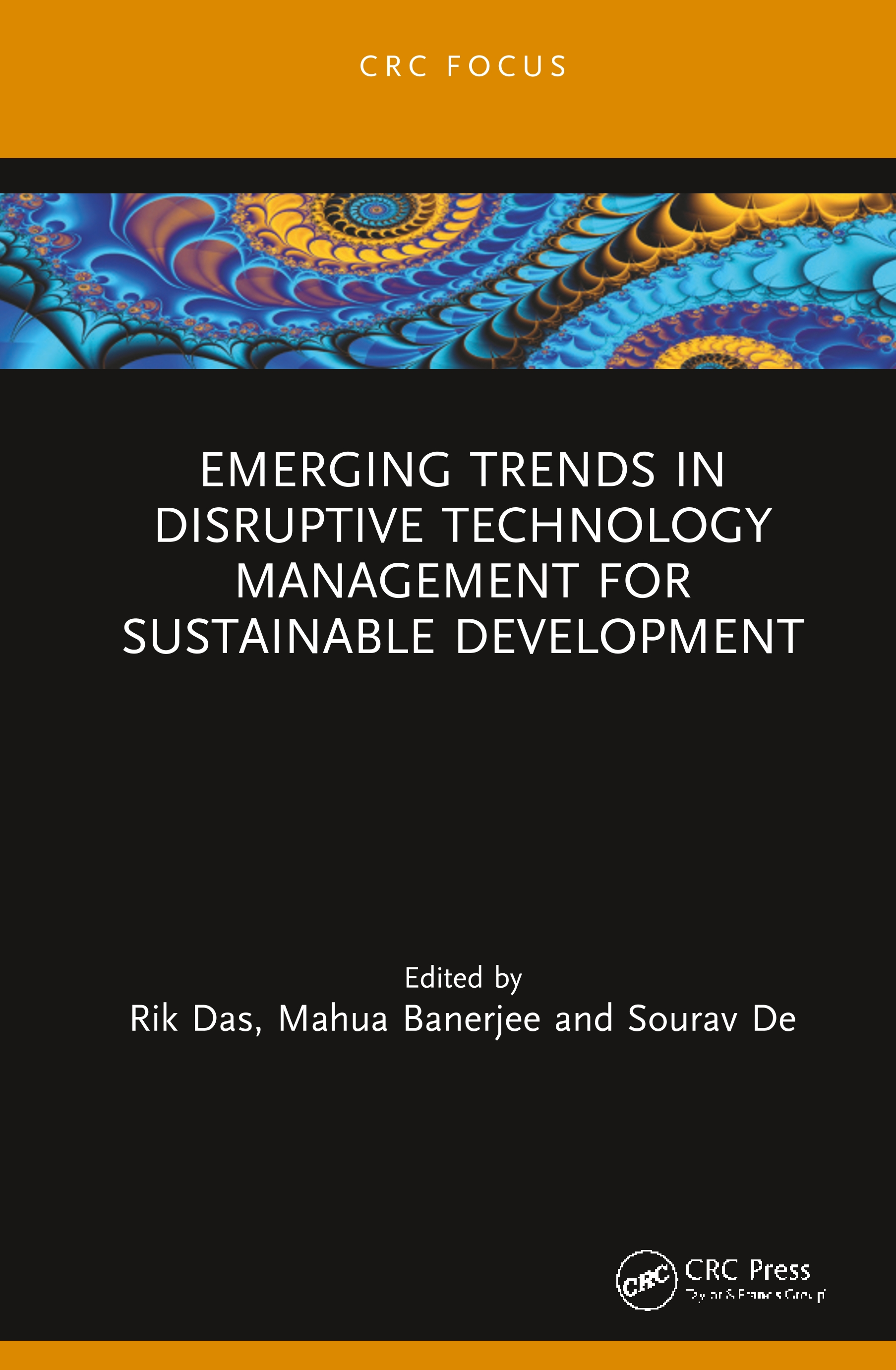 Emerging Trends in Disruptive Technology Management for Sustainable Development book cover