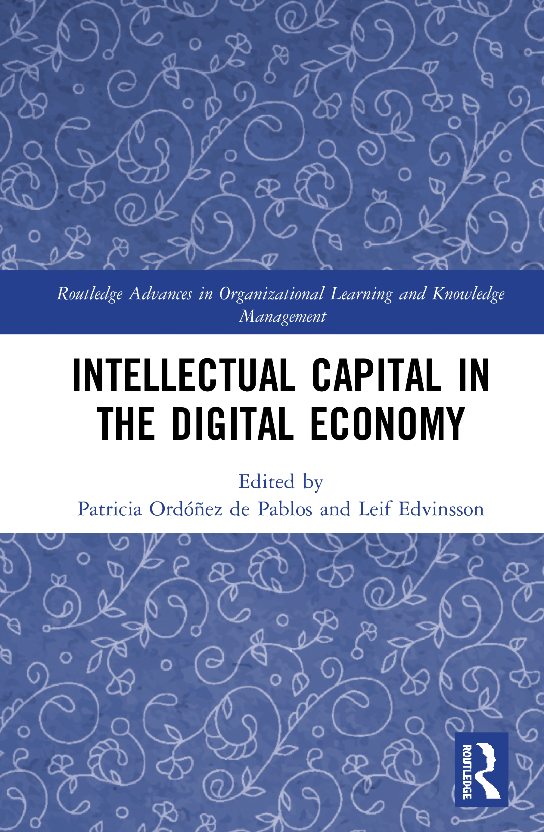 Intellectual Capital in the Digital Economy: 1st Edition (Hardback) book cover