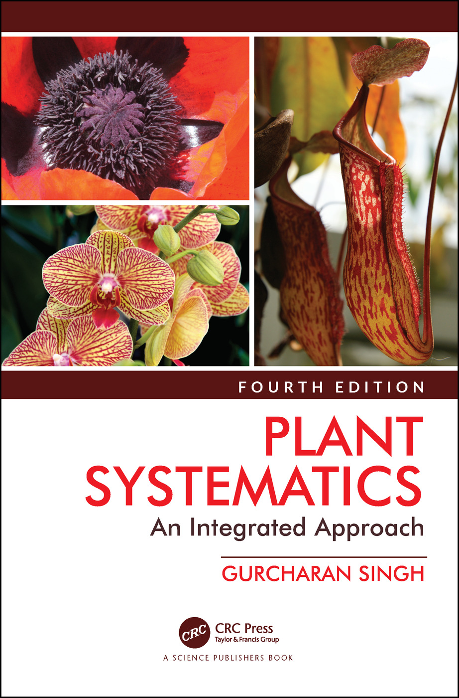 Plant Systematics: An Integrated Approach, Fourth Edition, 4th Edition (Hardback) book cover