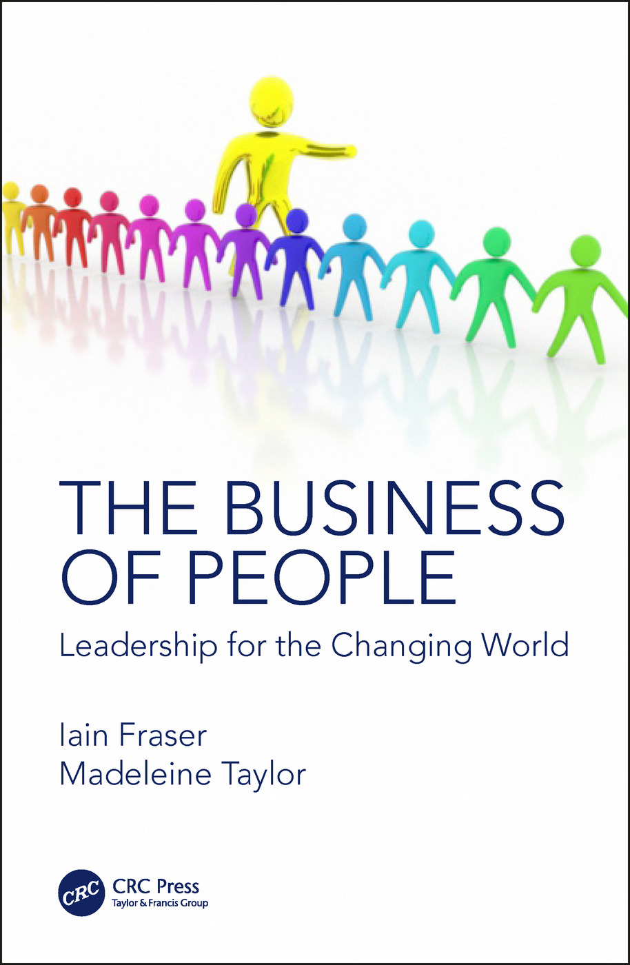 The Business of People: Leadership for the Changing World, 1st Edition (Hardback) book cover