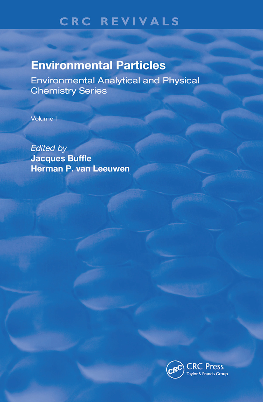 Environmental Particles: Volume 1, 1st Edition (Hardback) book cover