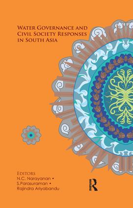 Water Governance and Civil Society Responses in South Asia