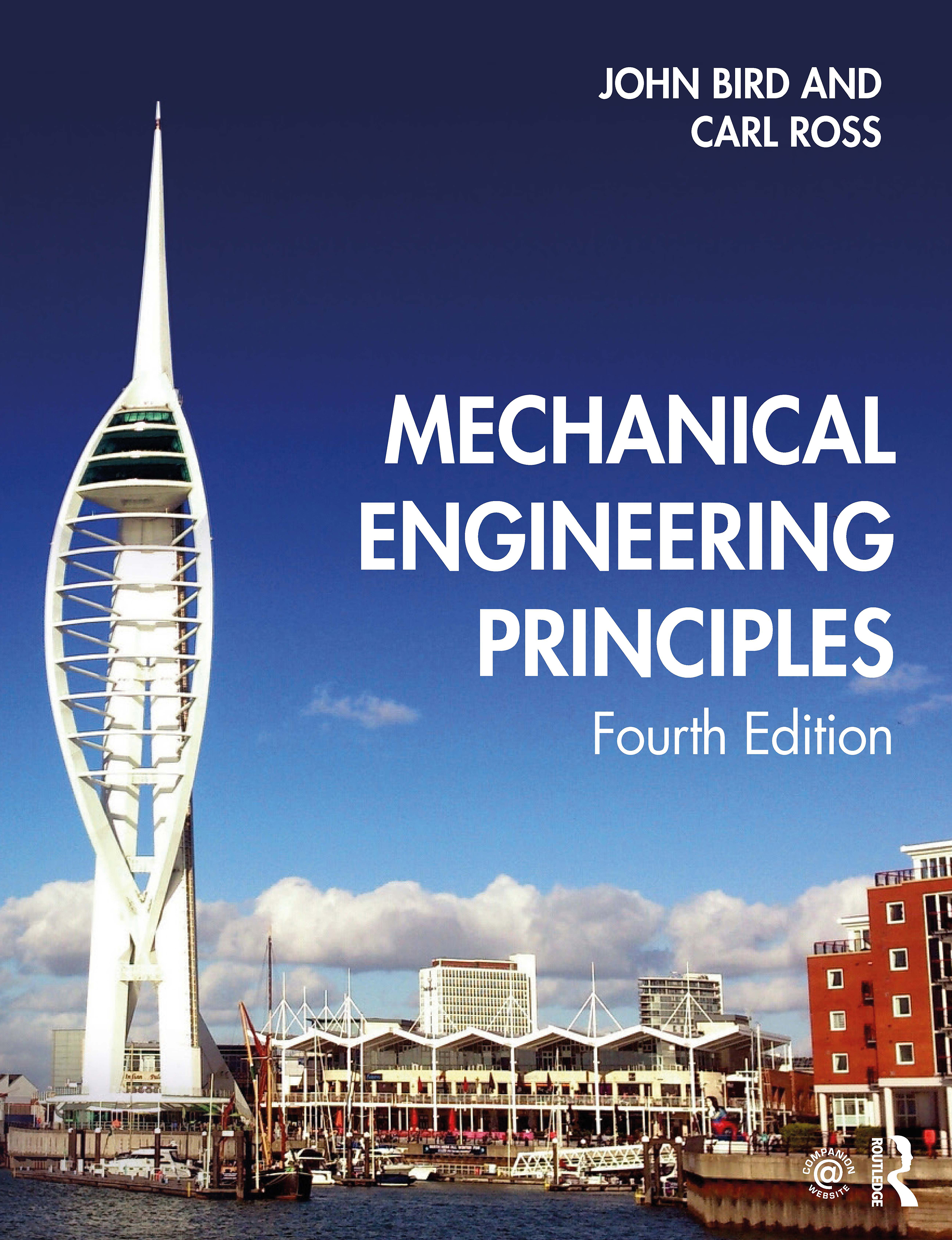 Mechanical Engineering Principles, 4th ed book cover