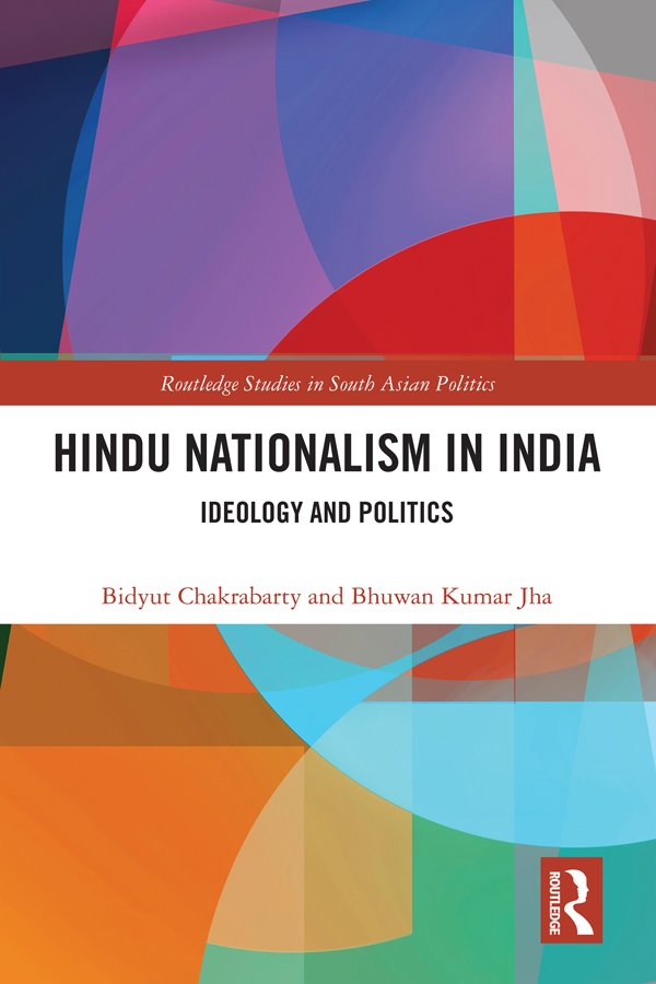 Hindu Nationalism in India: Ideology and Politics book cover