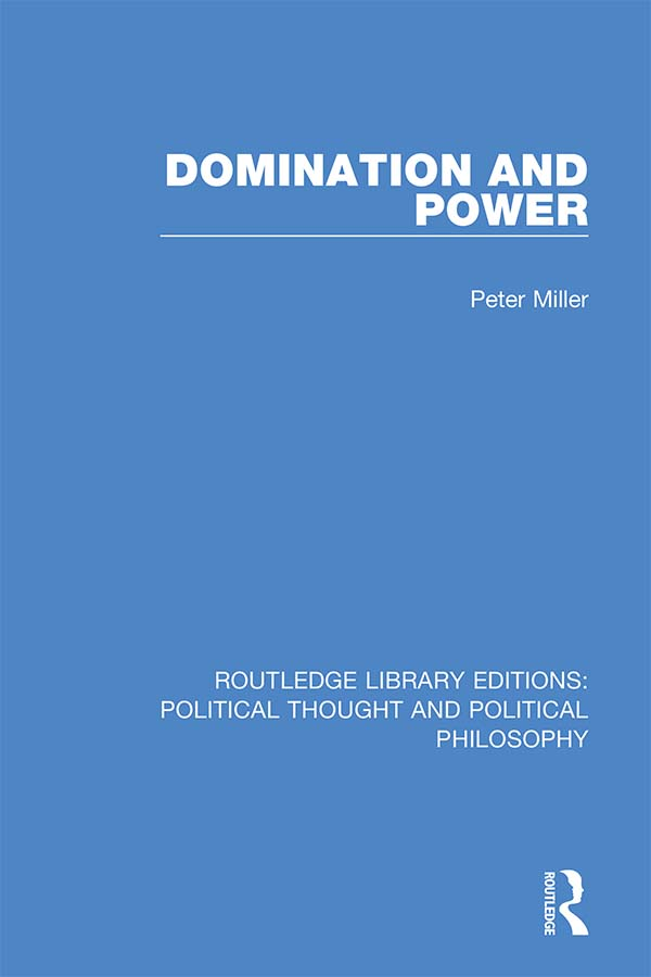 Domination and Power book cover