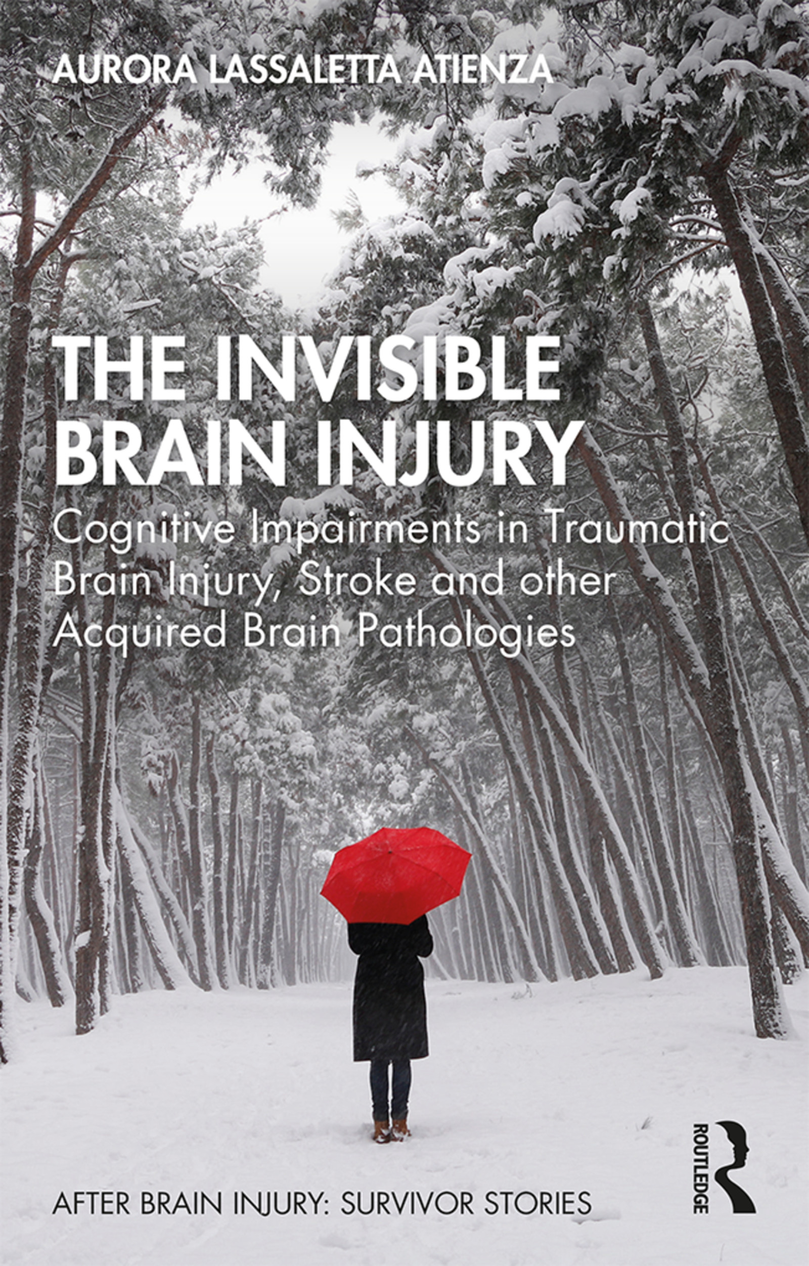 The Invisible Brain Injury: Cognitive Impairments in Traumatic Brain Injury, Stroke and other Acquired Brain Pathologies, 1st Edition (Paperback) book cover