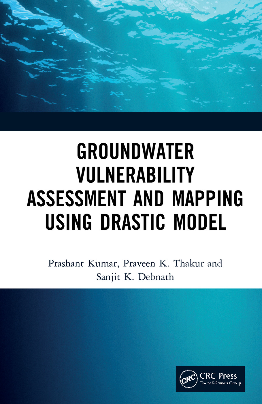 Groundwater Vulnerability Assessment and Mapping using DRASTIC Model book cover