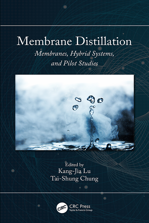 Membrane Distillation: Membranes, Hybrid Systems and Pilot Studies book cover