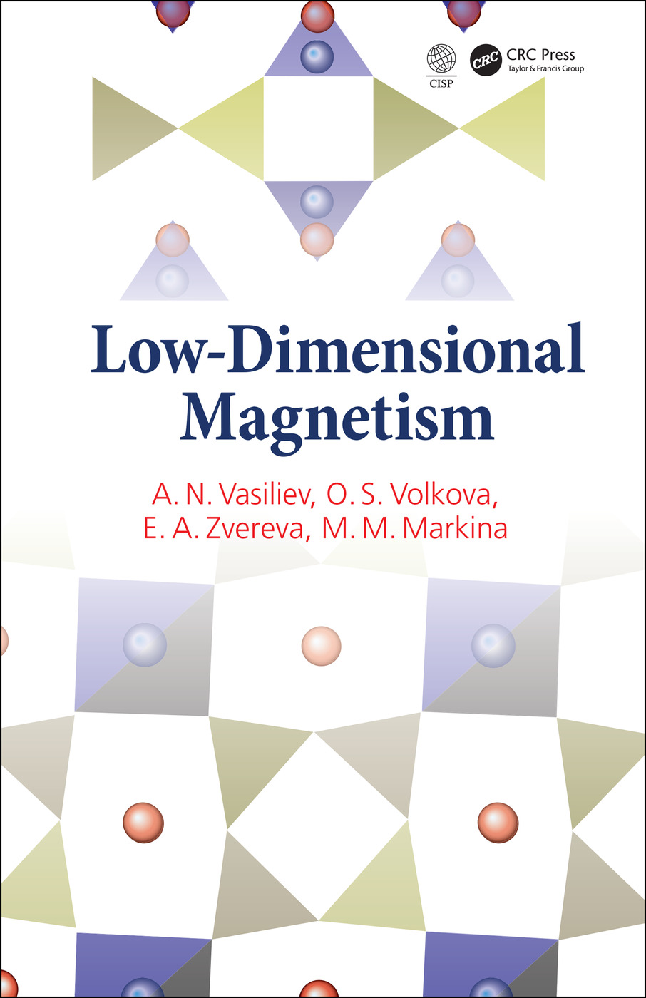 Low-Dimensional Magnetism: 1st Edition (Hardback) book cover