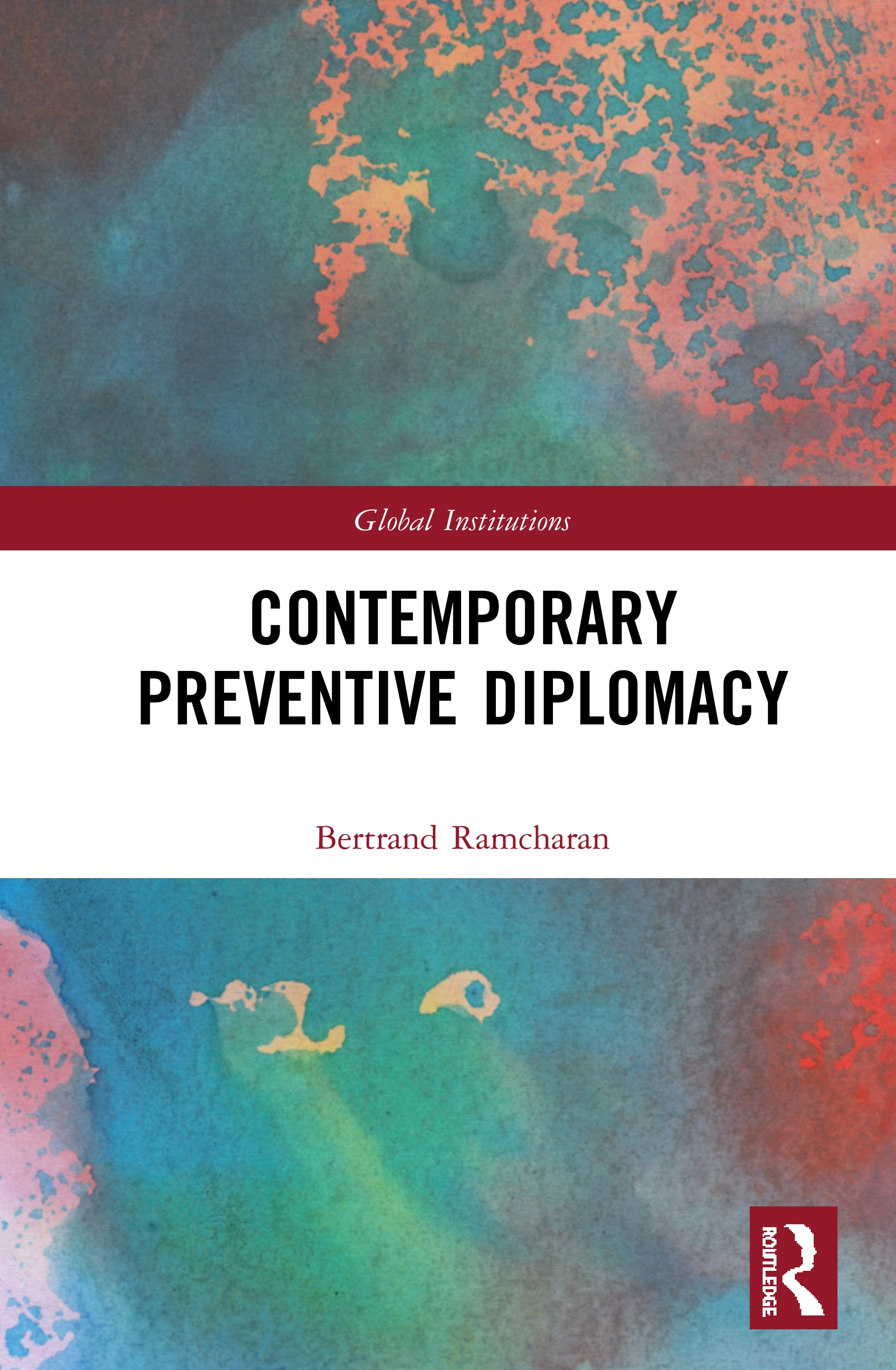Contemporary Preventive Diplomacy book cover