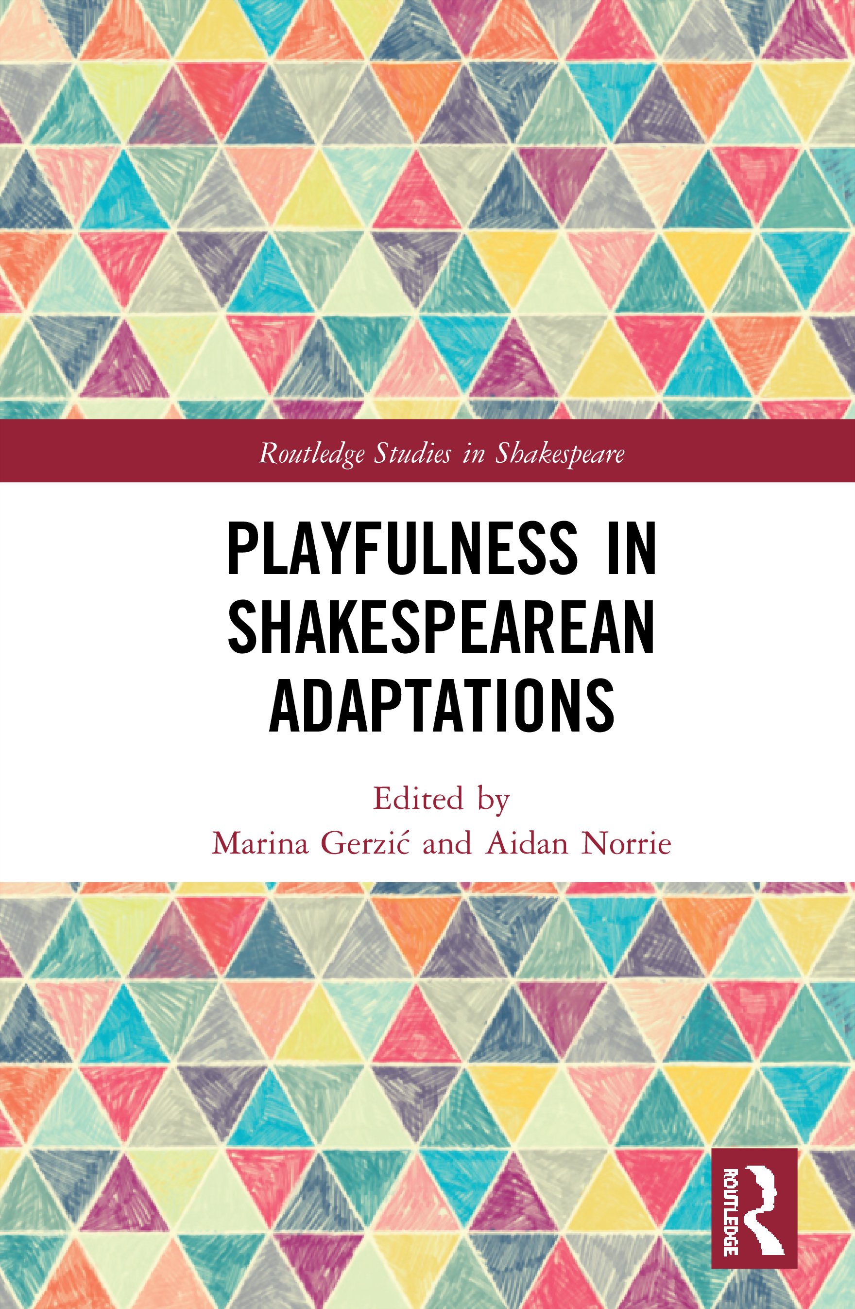 Playfulness in Shakespearean Adaptations: 1st Edition (Hardback) book cover