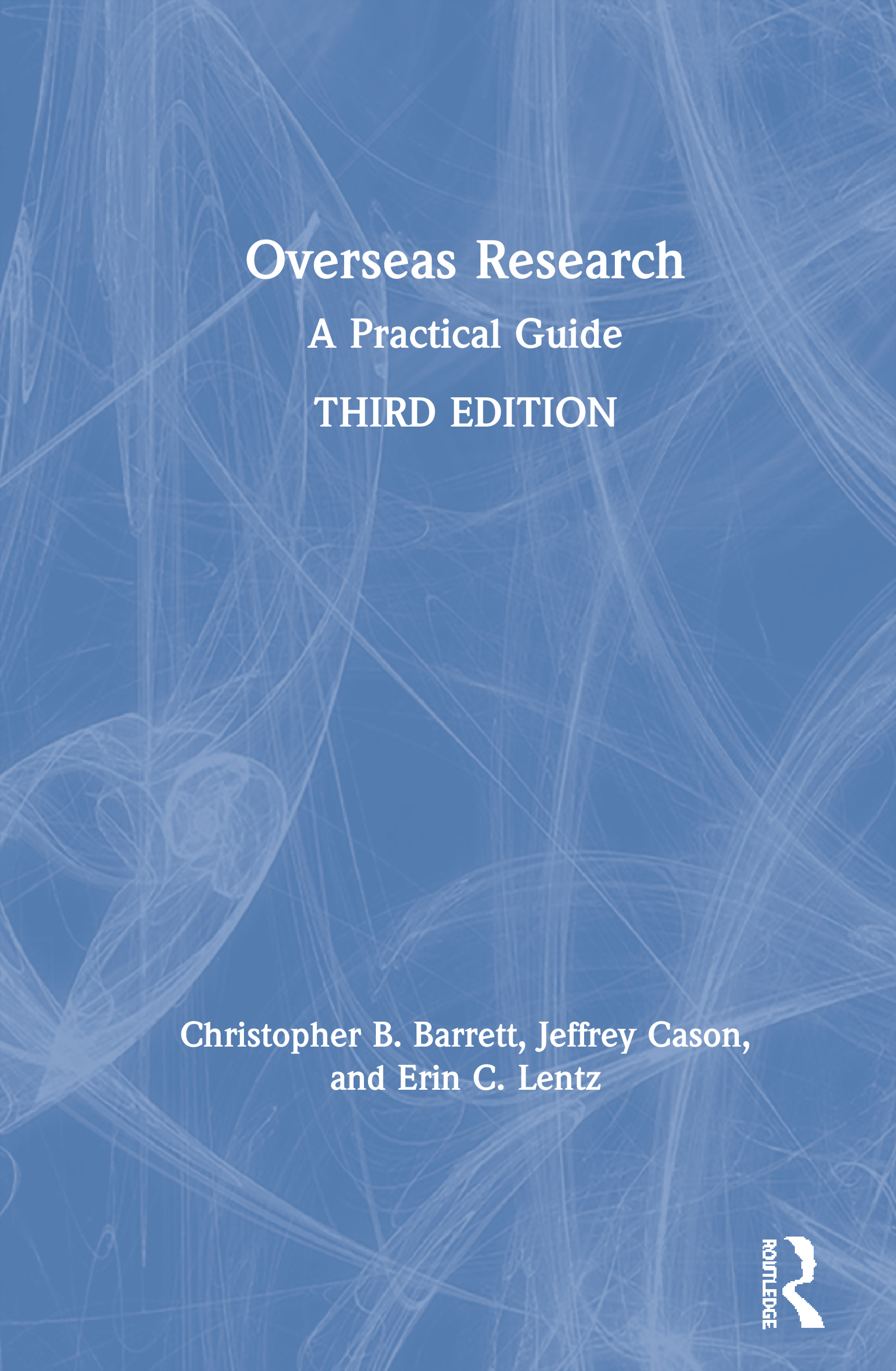 Overseas Research: A Practical Guide book cover