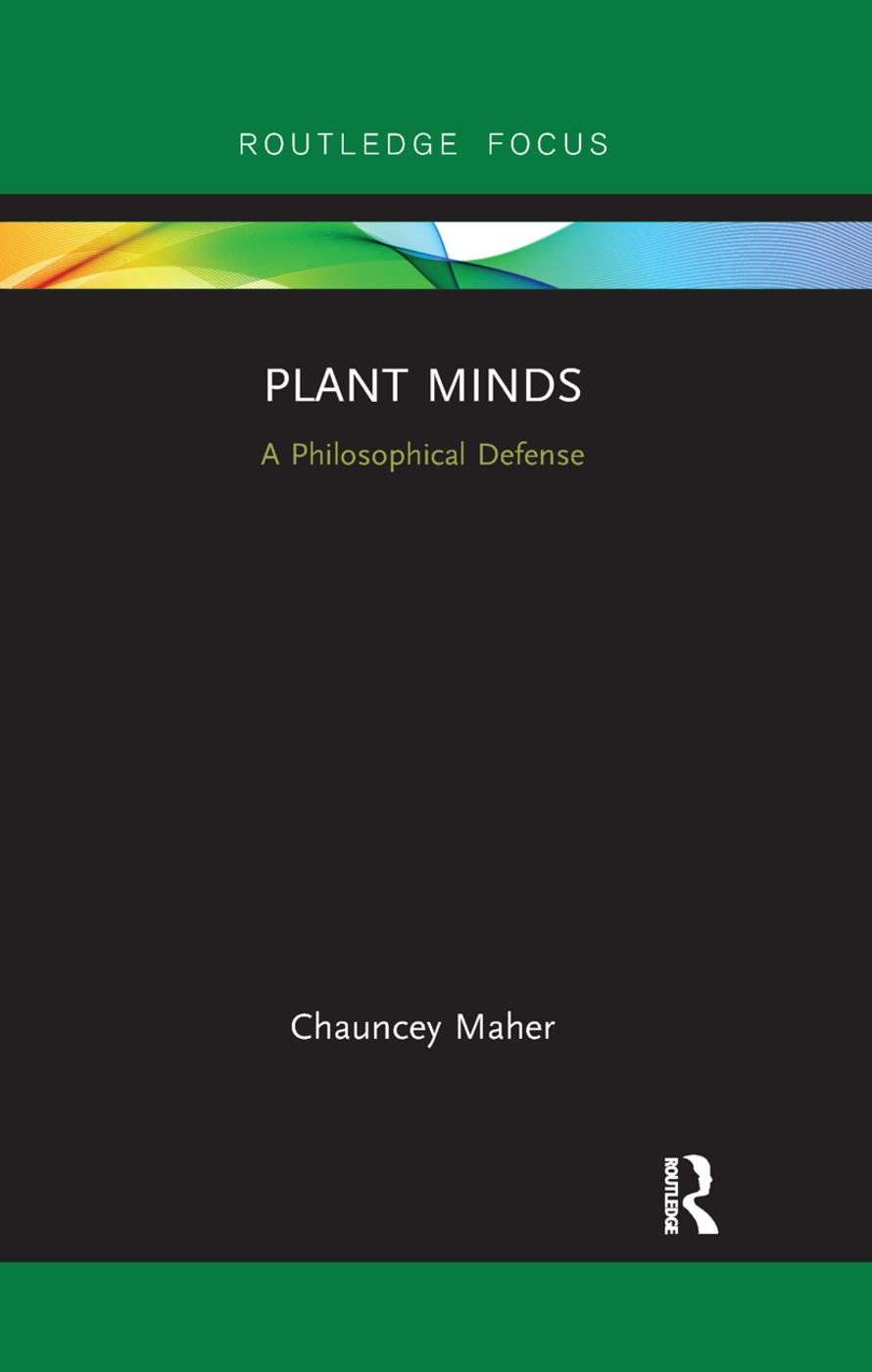 Plant Minds: A Philosophical Defense book cover