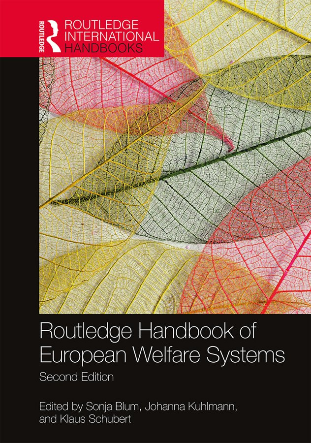 Routledge Handbook of European Welfare Systems book cover