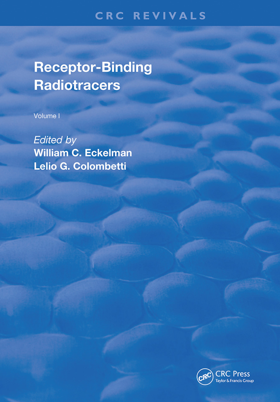 Receptor Binding Radiotracers book cover