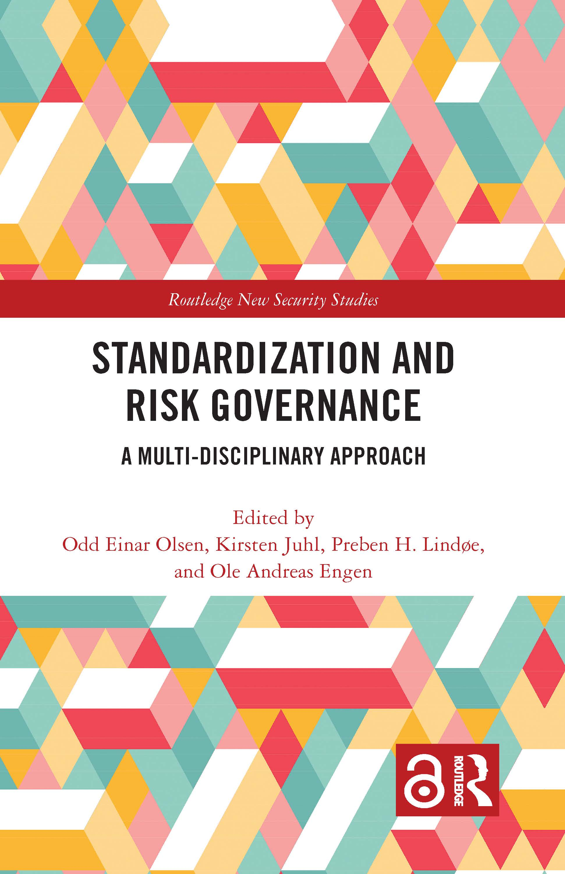 Standardization and Risk Governance: A Multi-Disciplinary Approach book cover