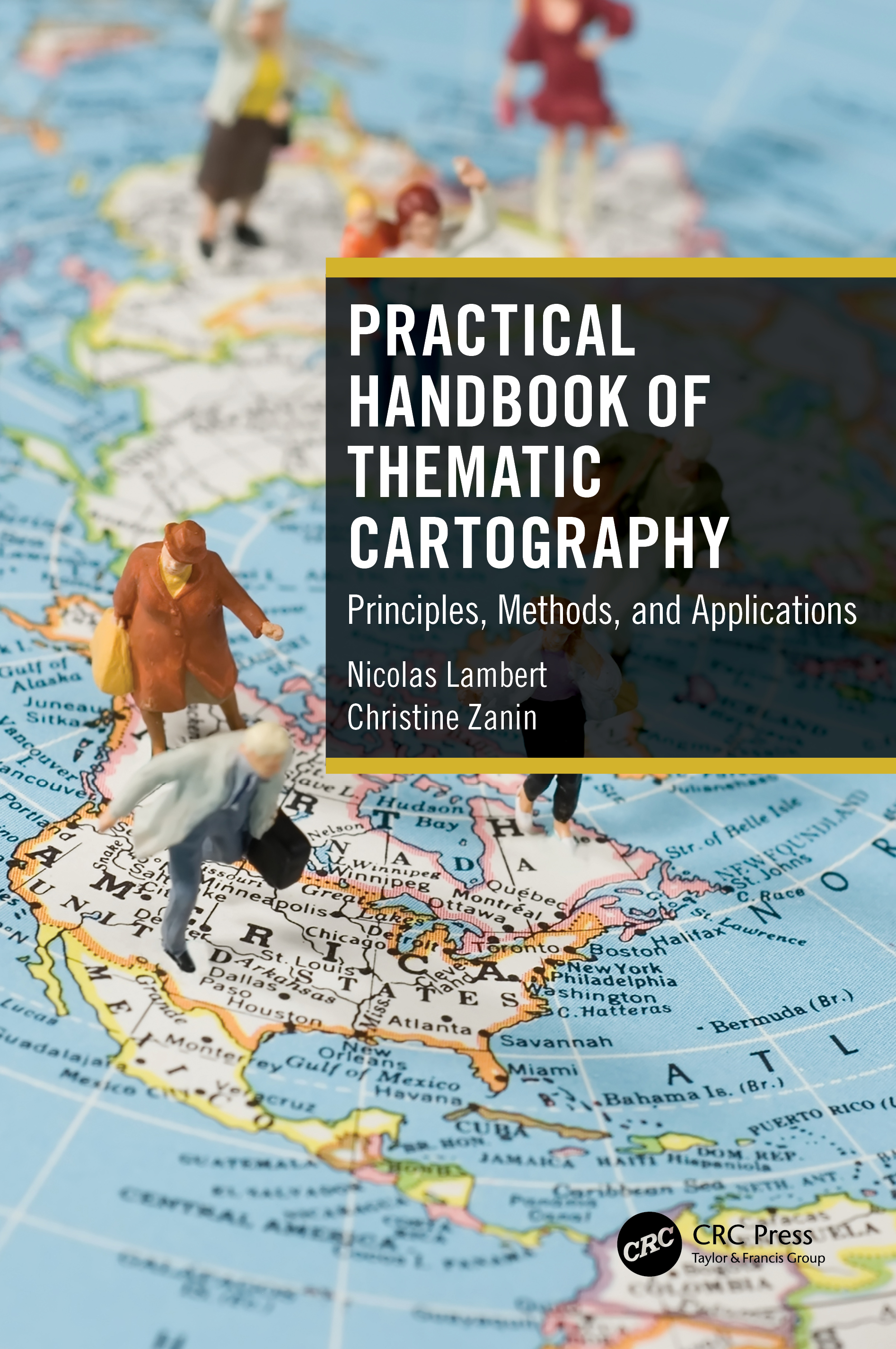 Practical Handbook of Thematic Cartography: Principles, Methods, and Applications book cover