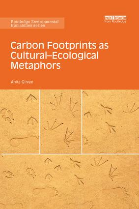 Carbon Footprints as Cultural-Ecological Metaphors book cover