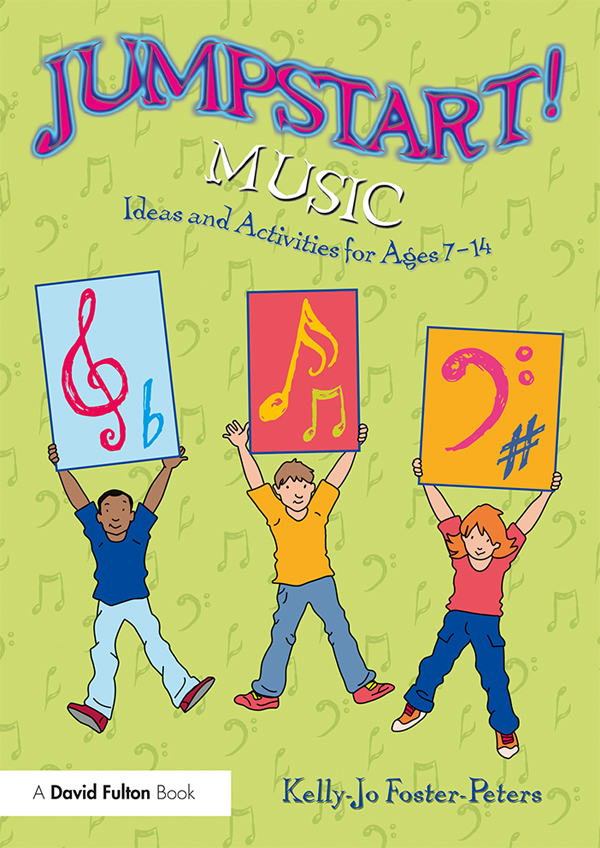 Jumpstart! Music: Ideas and Activities for Ages 7-14 book cover