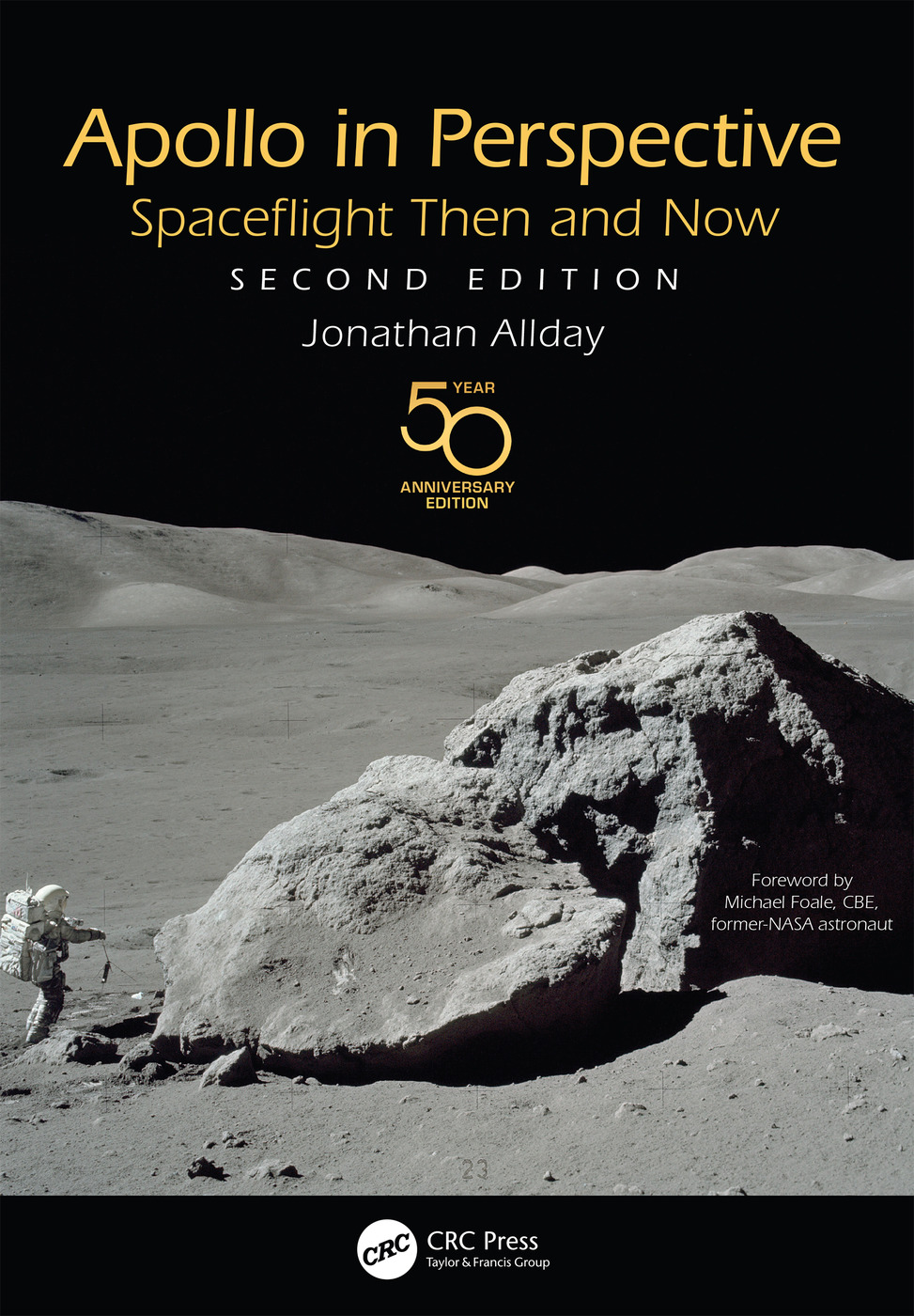 Apollo in Perspective: Spaceflight Then and Now, 2nd Edition (Paperback) book cover