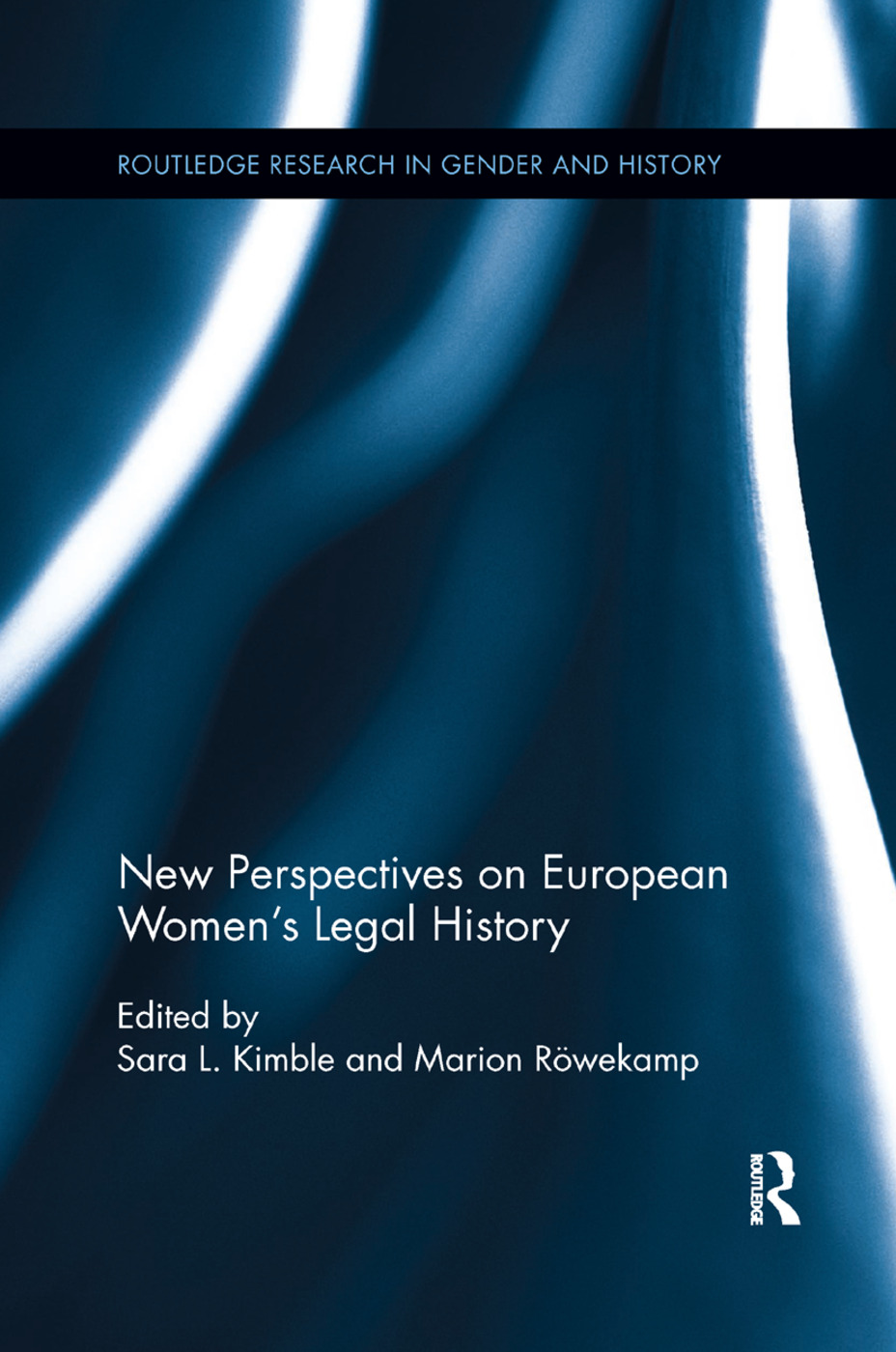 New Perspectives on European Women's Legal History book cover