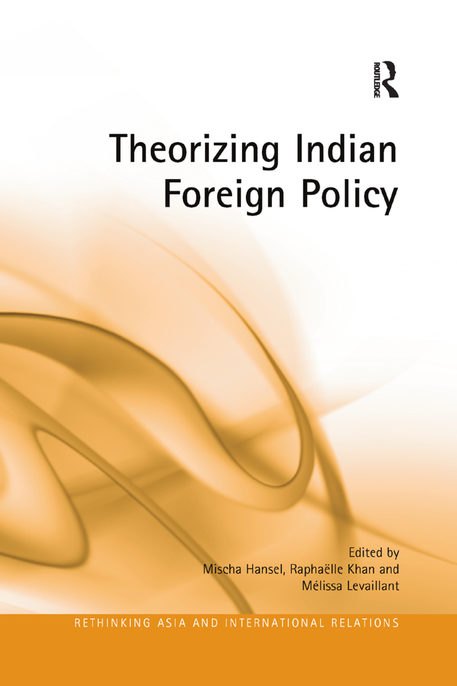 Theorizing Indian Foreign Policy book cover