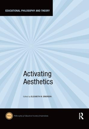Activating Aesthetics book cover