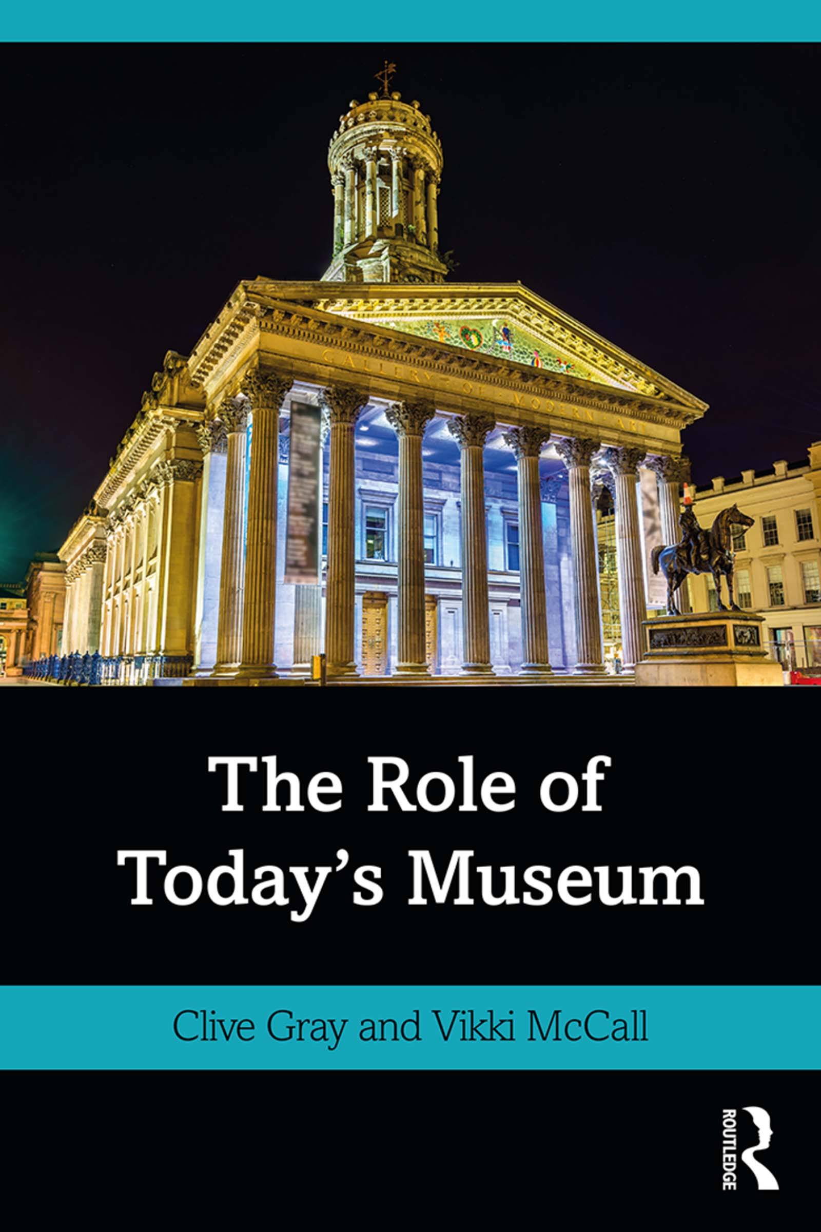 The Role of Today's Museum book cover