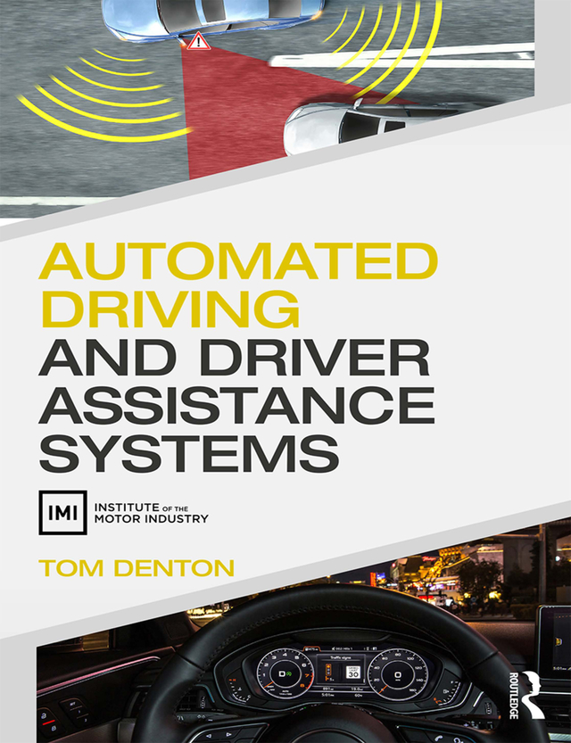 Automated Driving and Driver Assistance Systems: 1st Edition (Paperback) book cover