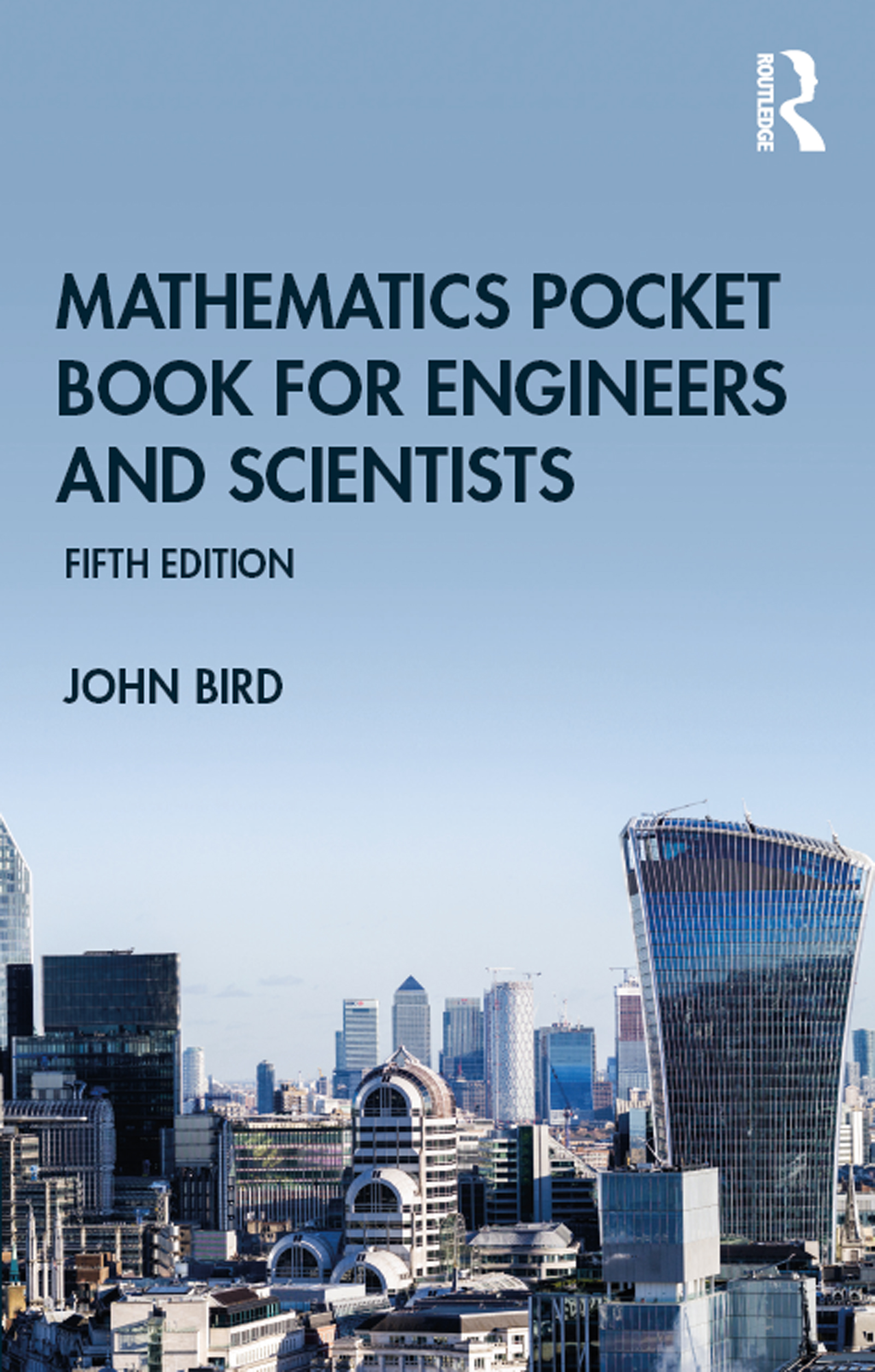 Mathematics Pocket Book for Engineers and Scientists: 5th Edition (Paperback) book cover