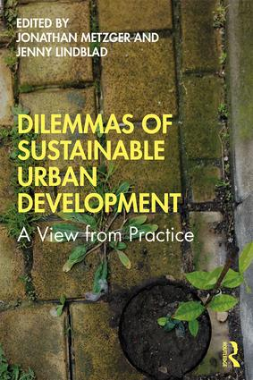 Dilemmas of Sustainable Urban Development: A View from Practice book cover