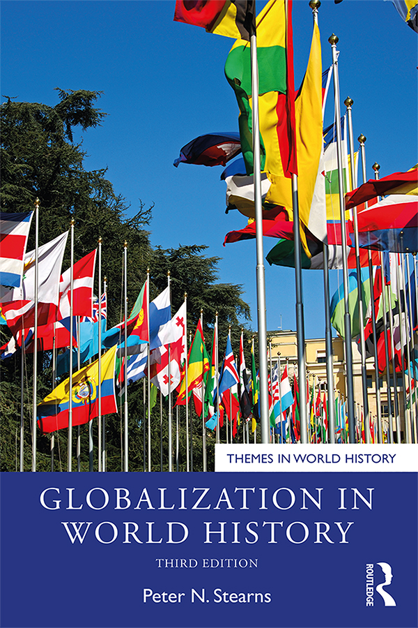 Globalization in World History book cover
