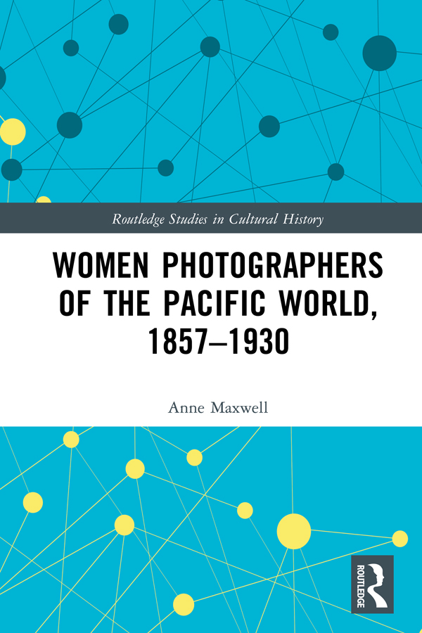 Women Photographers of the Pacific World, 1857–1930 book cover