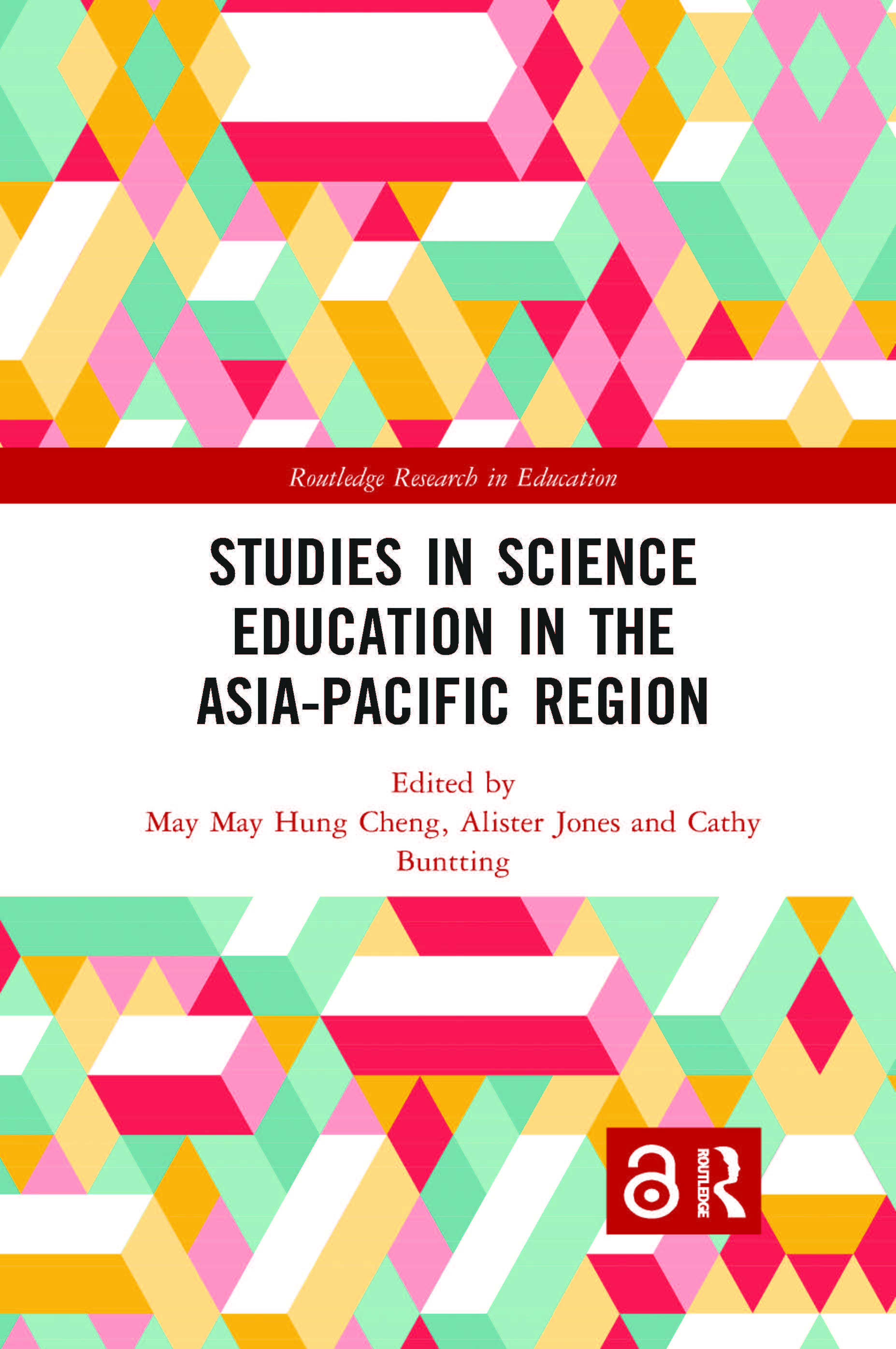 Studies in Science Education in the Asia-Pacific Region book cover