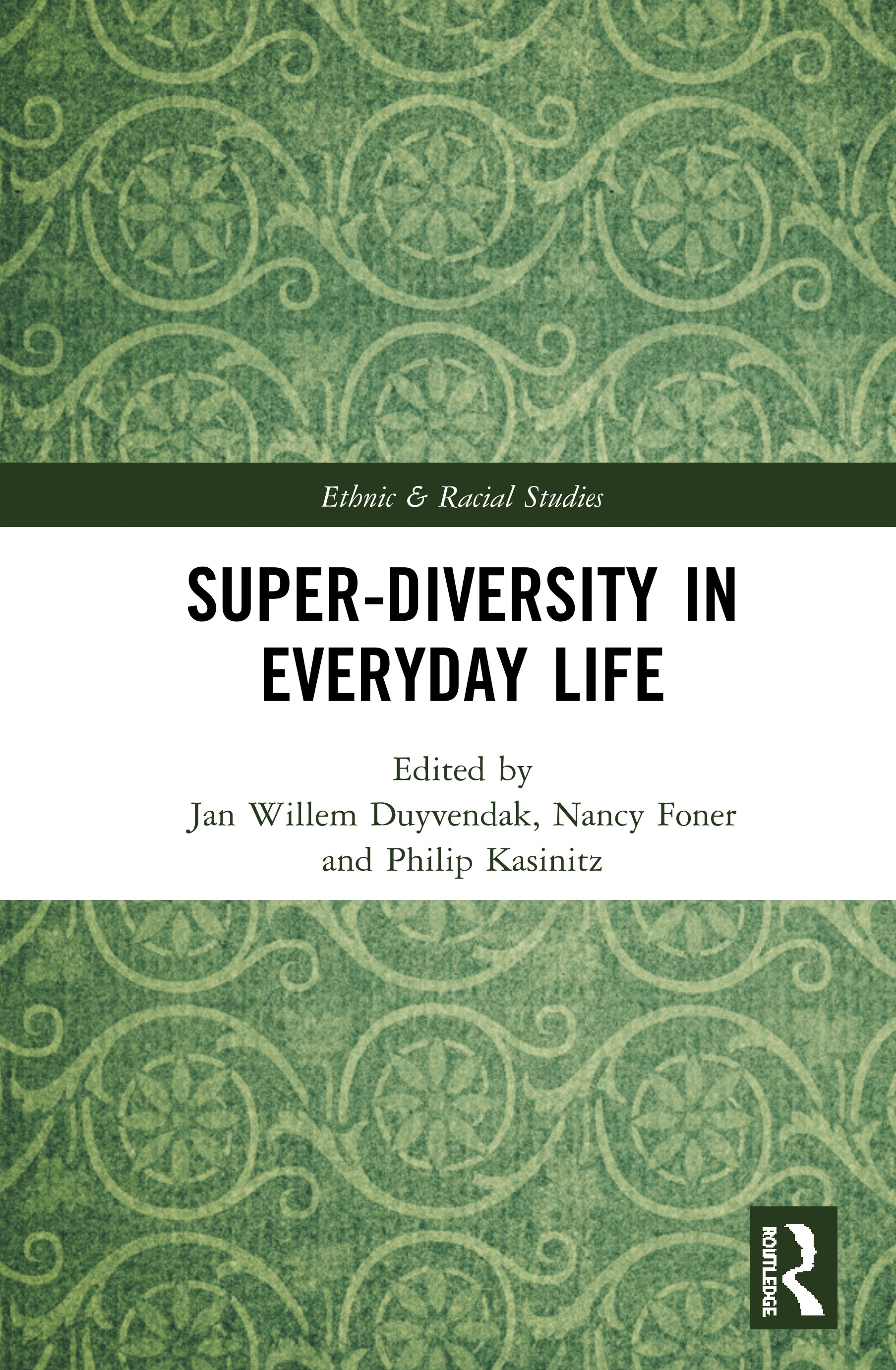 Super-Diversity in Everyday Life: 1st Edition (Hardback) book cover