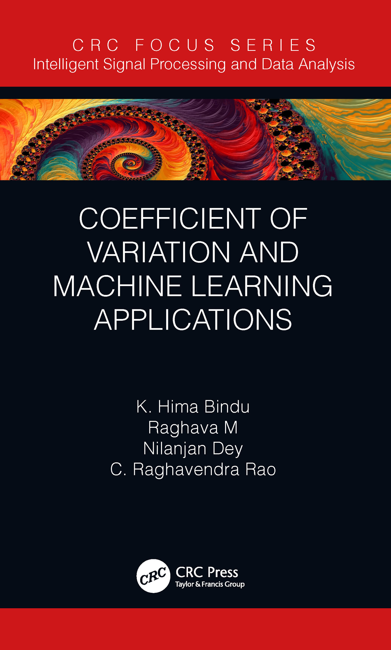 Coefficient of Variation and Machine Learning Applications: 1st Edition (Hardback) book cover