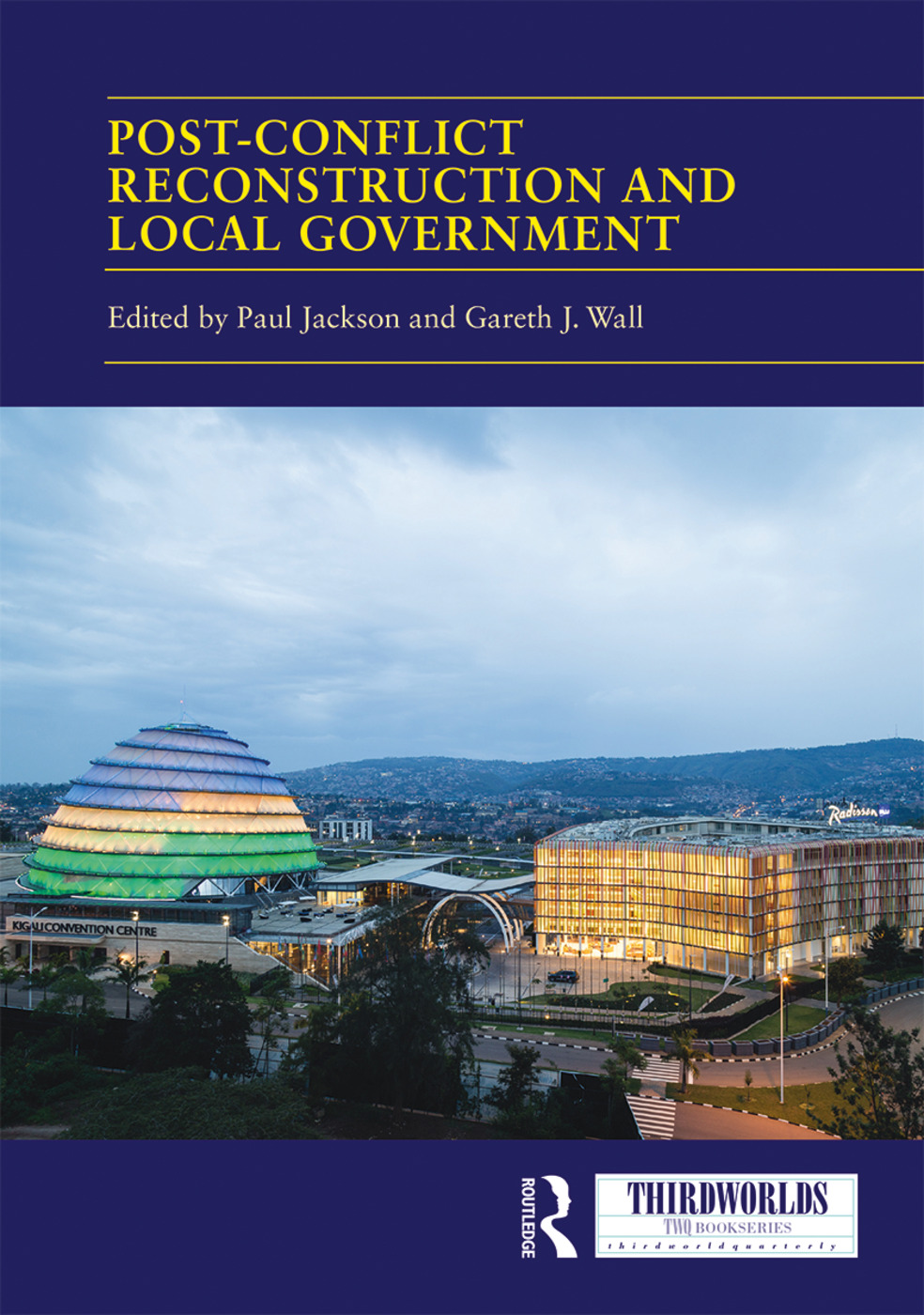 Post-conflict Reconstruction and Local Government book cover