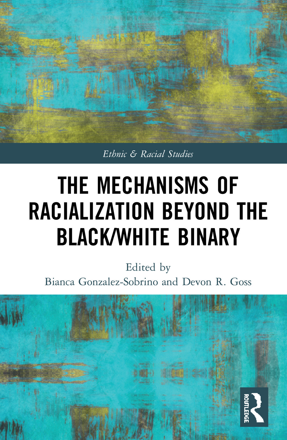 The Mechanisms of Racialization Beyond the Black/White Binary: 1st Edition (Hardback) book cover