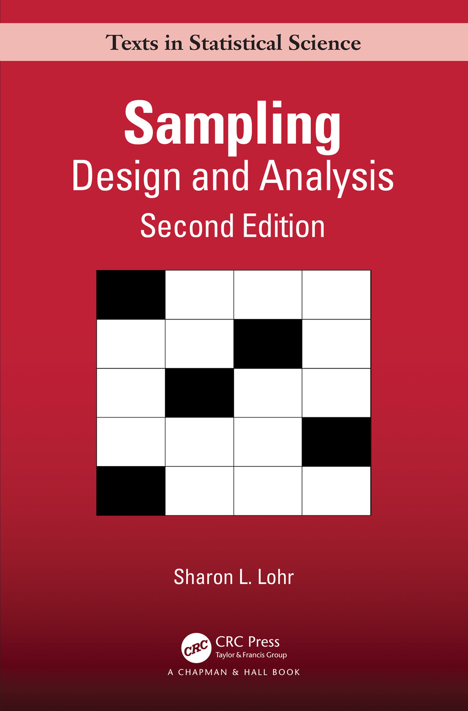 Sampling: Design and Analysis book cover