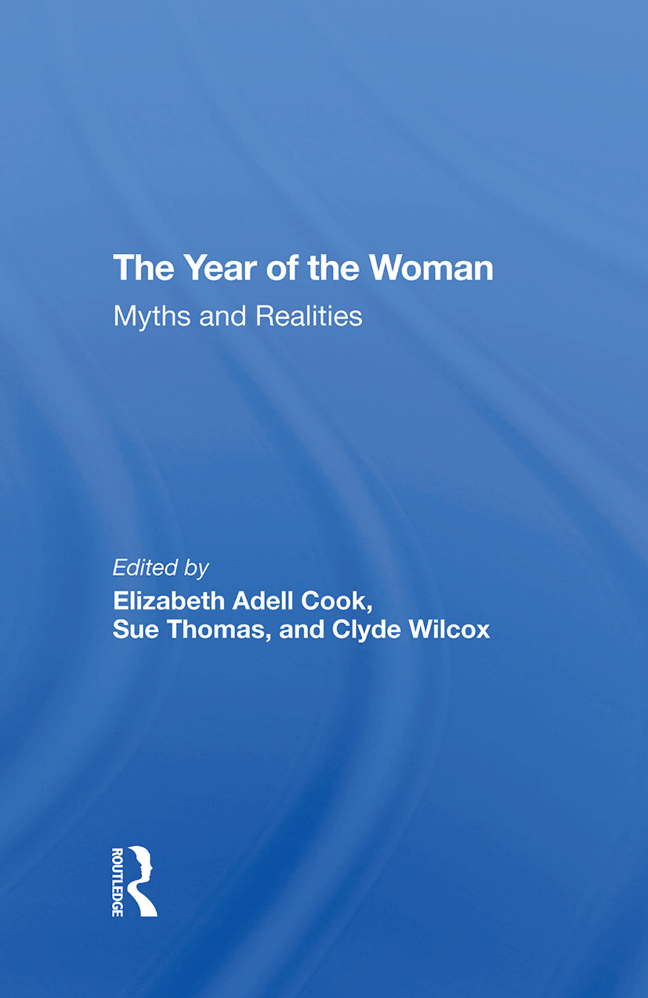 """Political Advertising in the """"Year of the Woman"""": Did X Mark the Spot?"""
