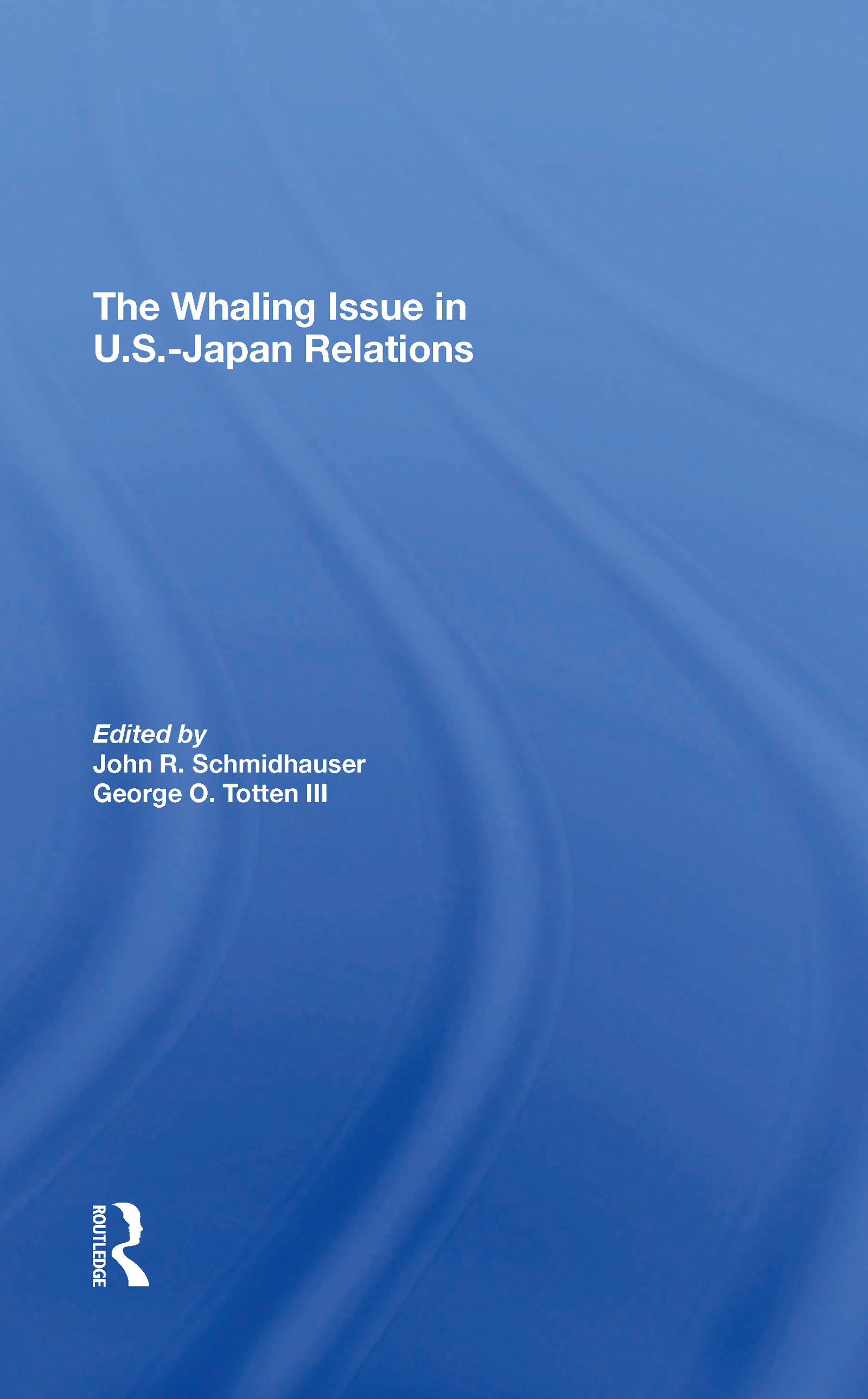 The Whaling Issue In U.s.-japan Relations